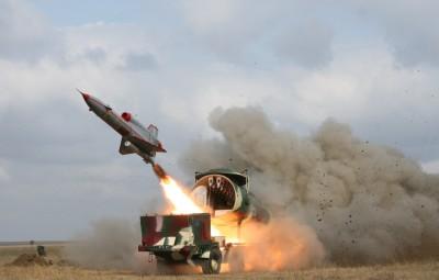 Украина показала свои зубы в Крыму