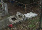 Милиционер, убивал бомжей на кладбище, чтобы собрать армию зомби