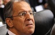 Лавров хамски высказался об украинских властях