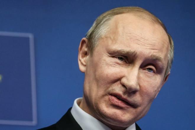 Путинская нация