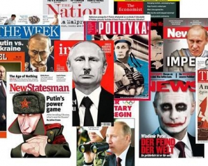 Путинская Россия - существенная угроза для слабого Запада