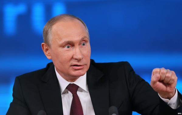 Путин заявил о желании завершить карьеру