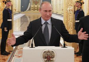 Путину нужен не Крым, а вся Украина полностью