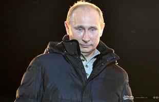 Путин бежит от Гаагского трибунала