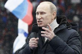 Россия замочила демократию в сортире - Порошенко