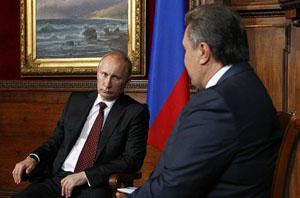 Янукович: байки из склепа