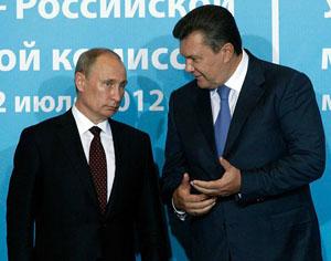 В Кремле признали, что Путин полностью контролирует Януковича